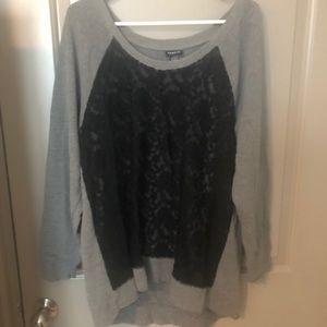 torrid Tops - Torrid light weight sweatshirt